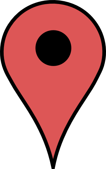 Red map pin png. Clip art at clker
