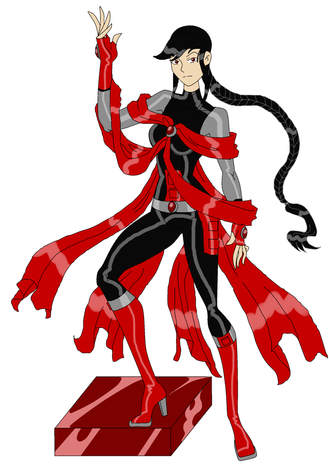 Red mist png. Teen or adult by