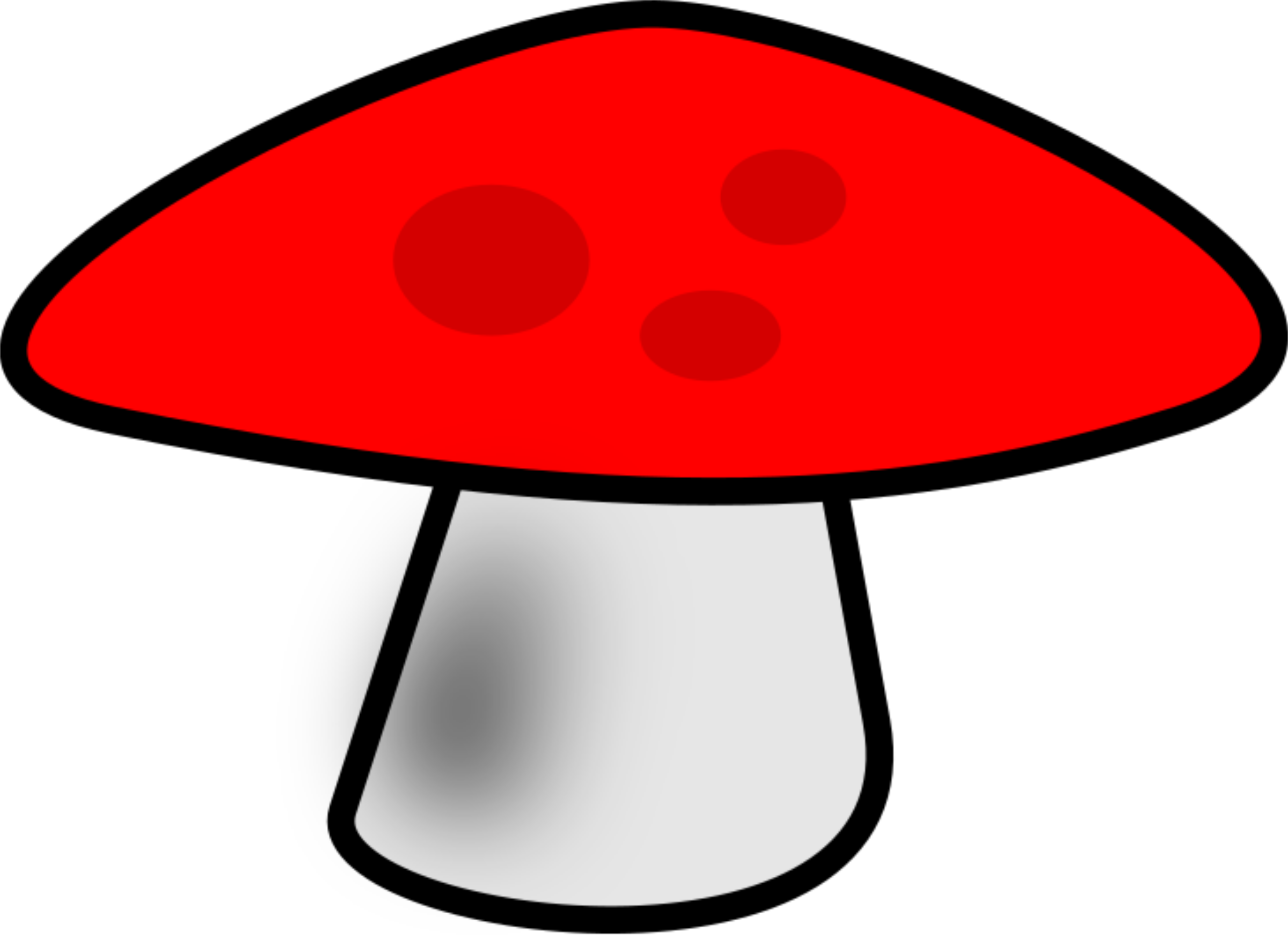 Red mushroom. Icons png free and
