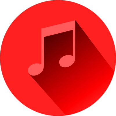 Red music note png. Small coach s club