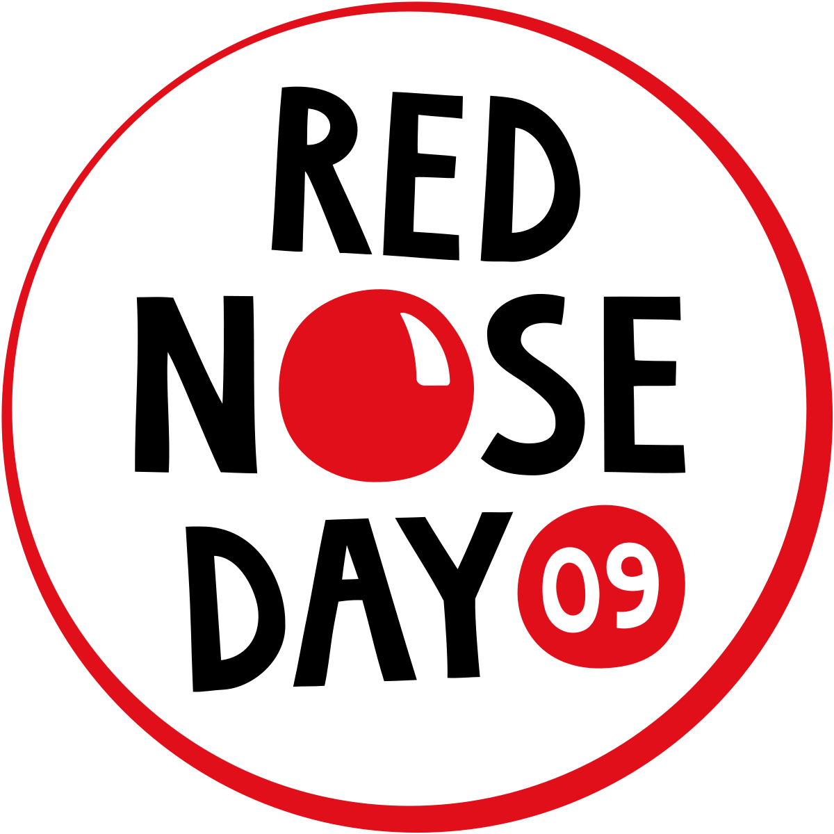 Red nose day png. Wikipedia