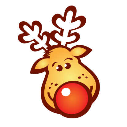 Red nose png. Cropped rednose transparent operation