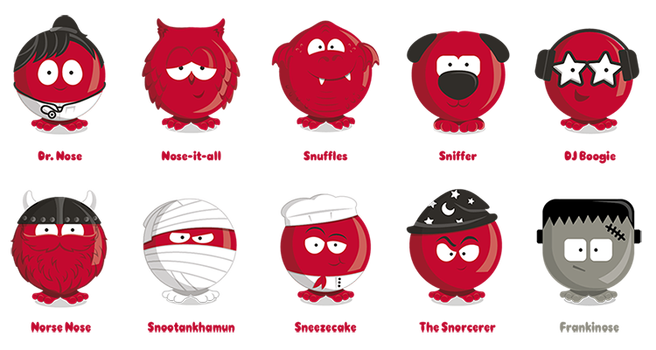 Red nose png. Day rnibcollegeblog image showing