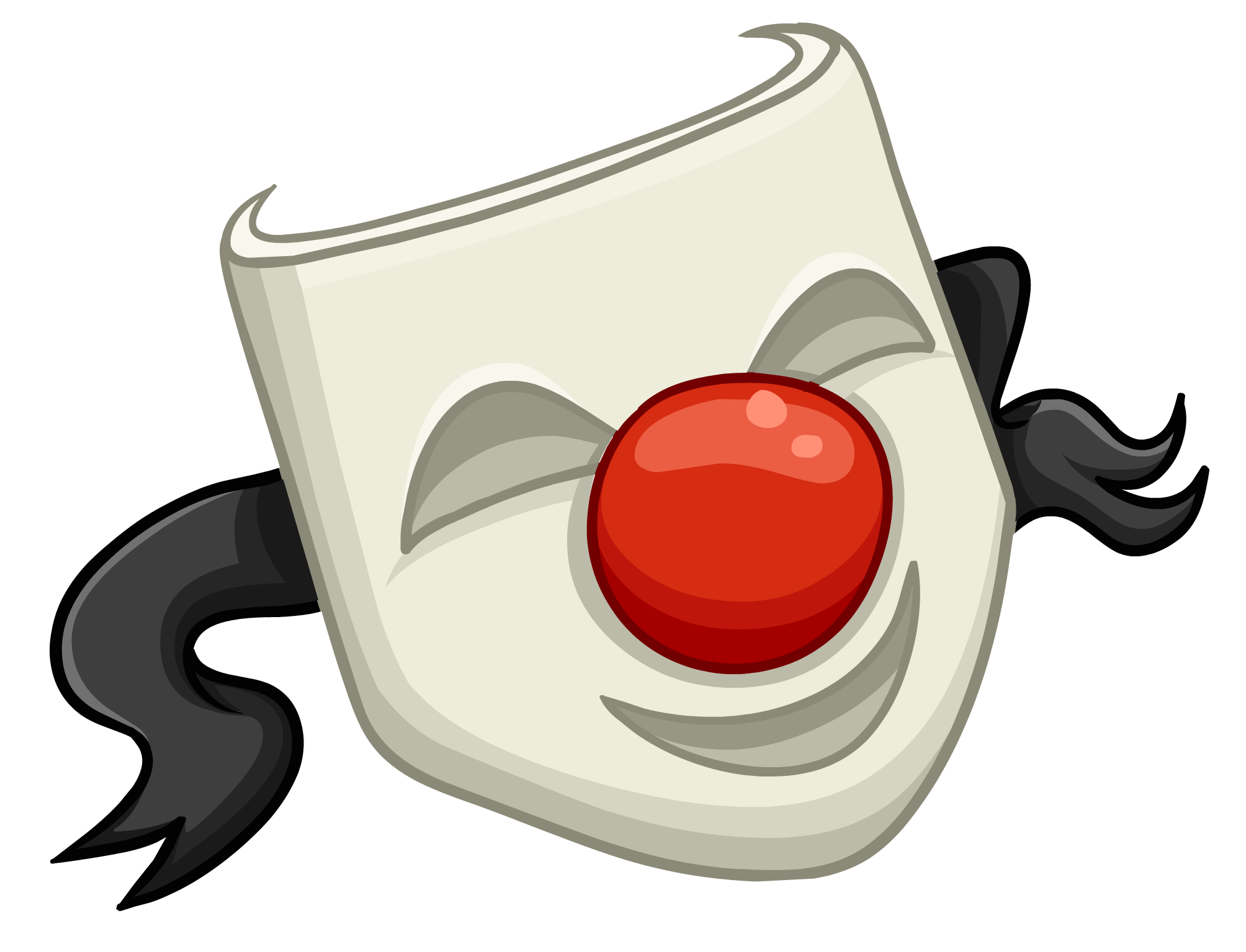 Red nose png. Image pin icon club