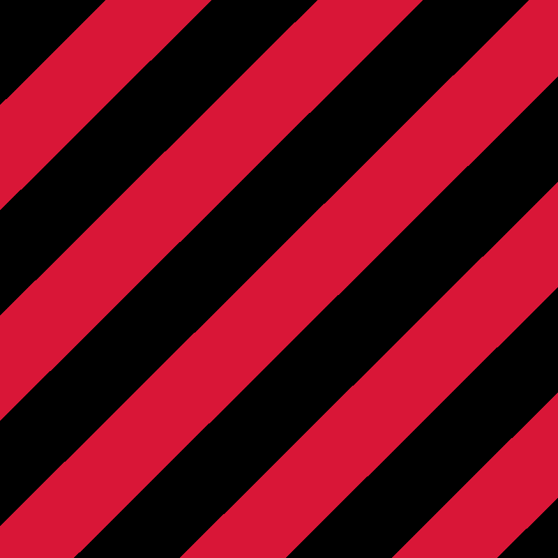 Red on Black. Free clipart stripe gradient