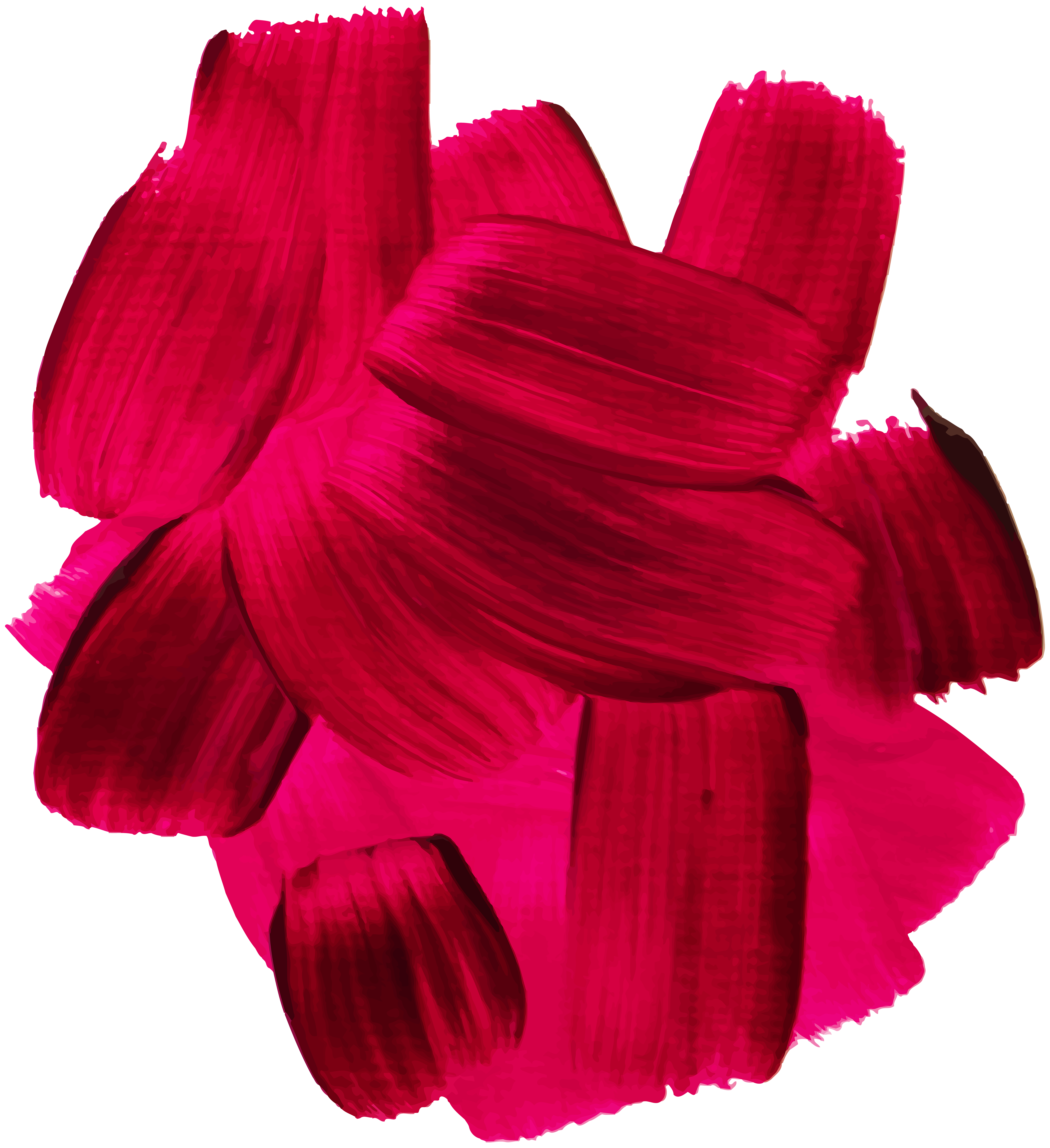 Red paint png. Oil clip art image