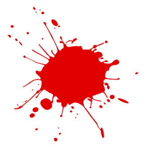 Red paint splat png. Transparent pictures free icons