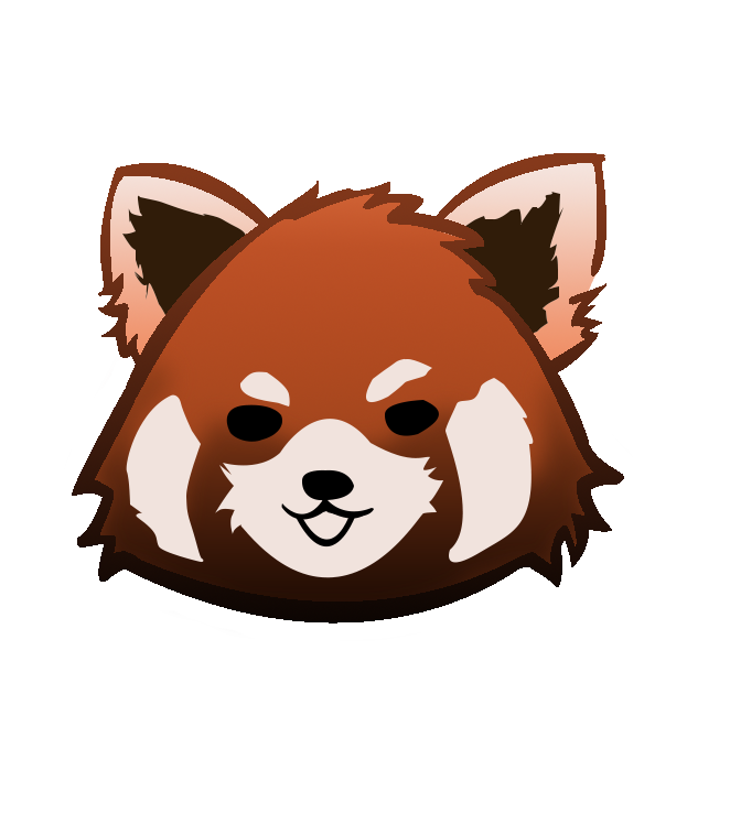 Red panda png. Transparent images all image
