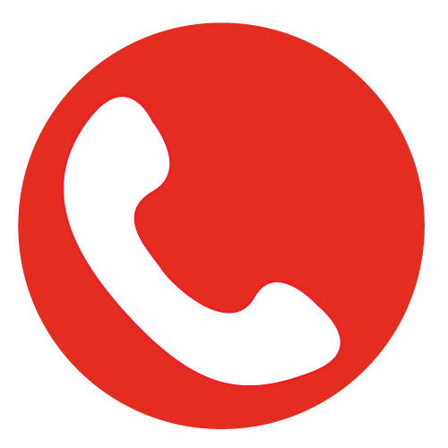 Red phone icon png. Custom icons footprint consulting