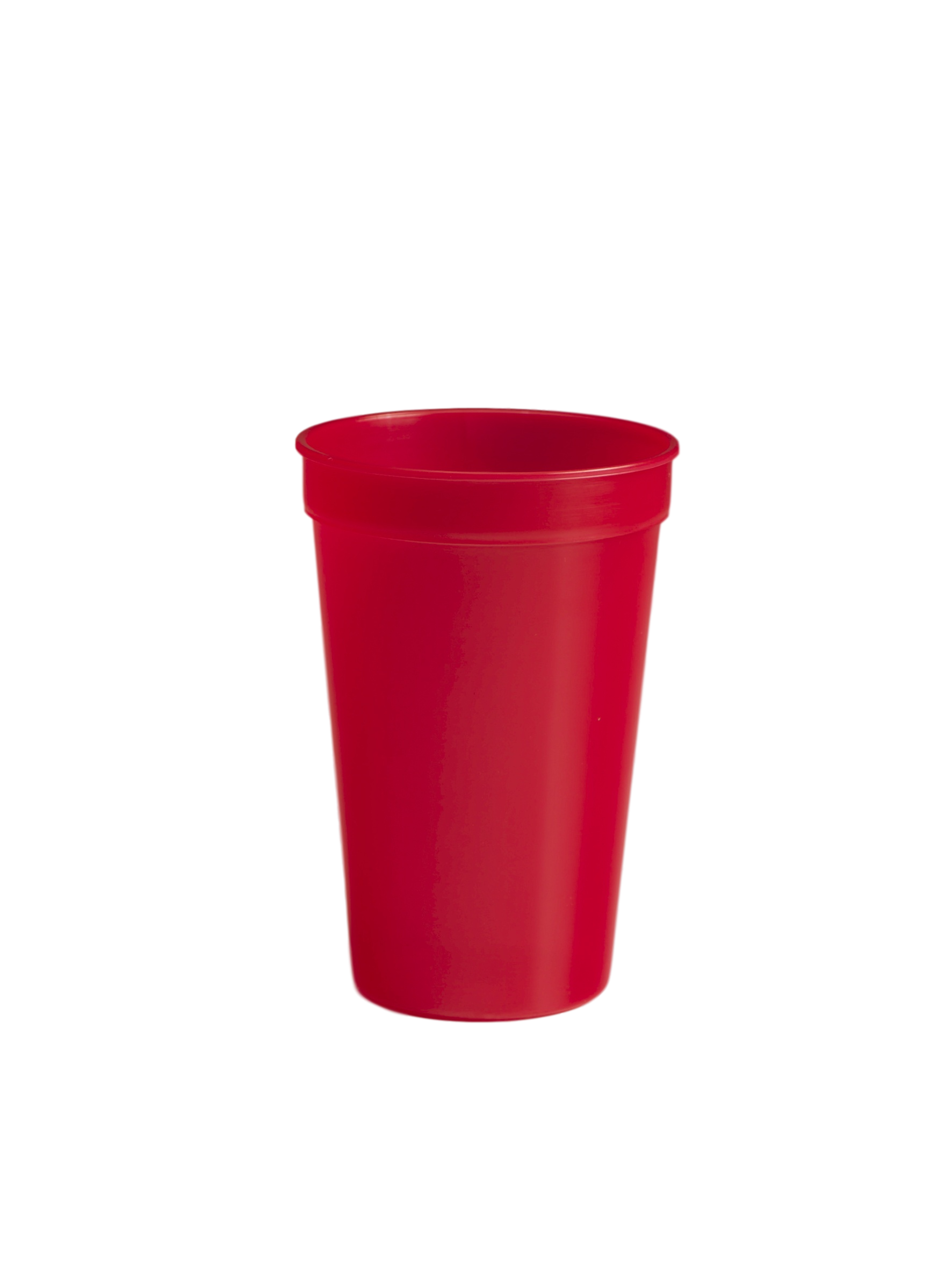 Red plastic cup png. Oz reusable stadium