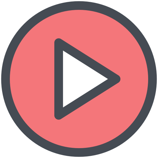 Red play button png. Icons for free icon