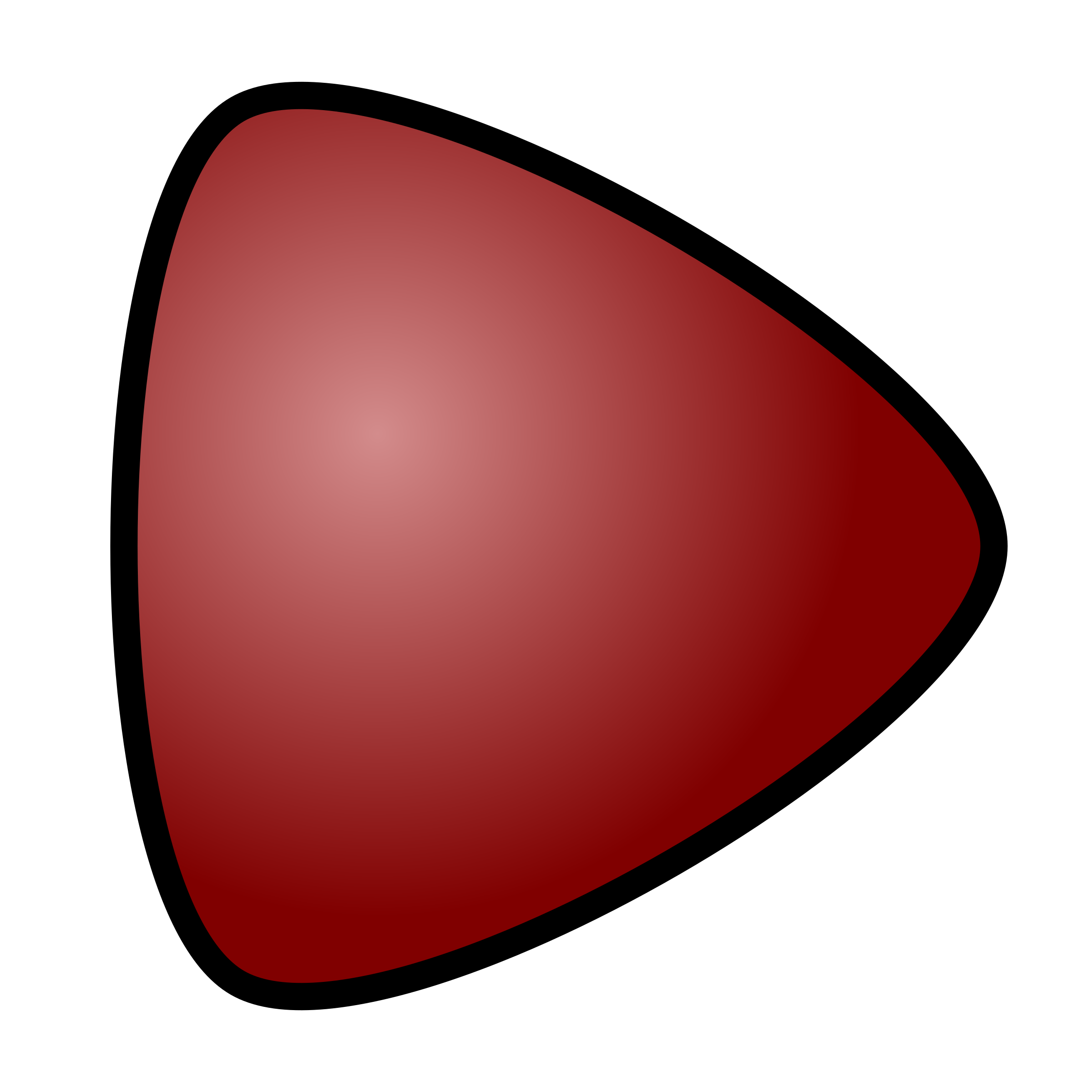 Red play button png. For media player icons