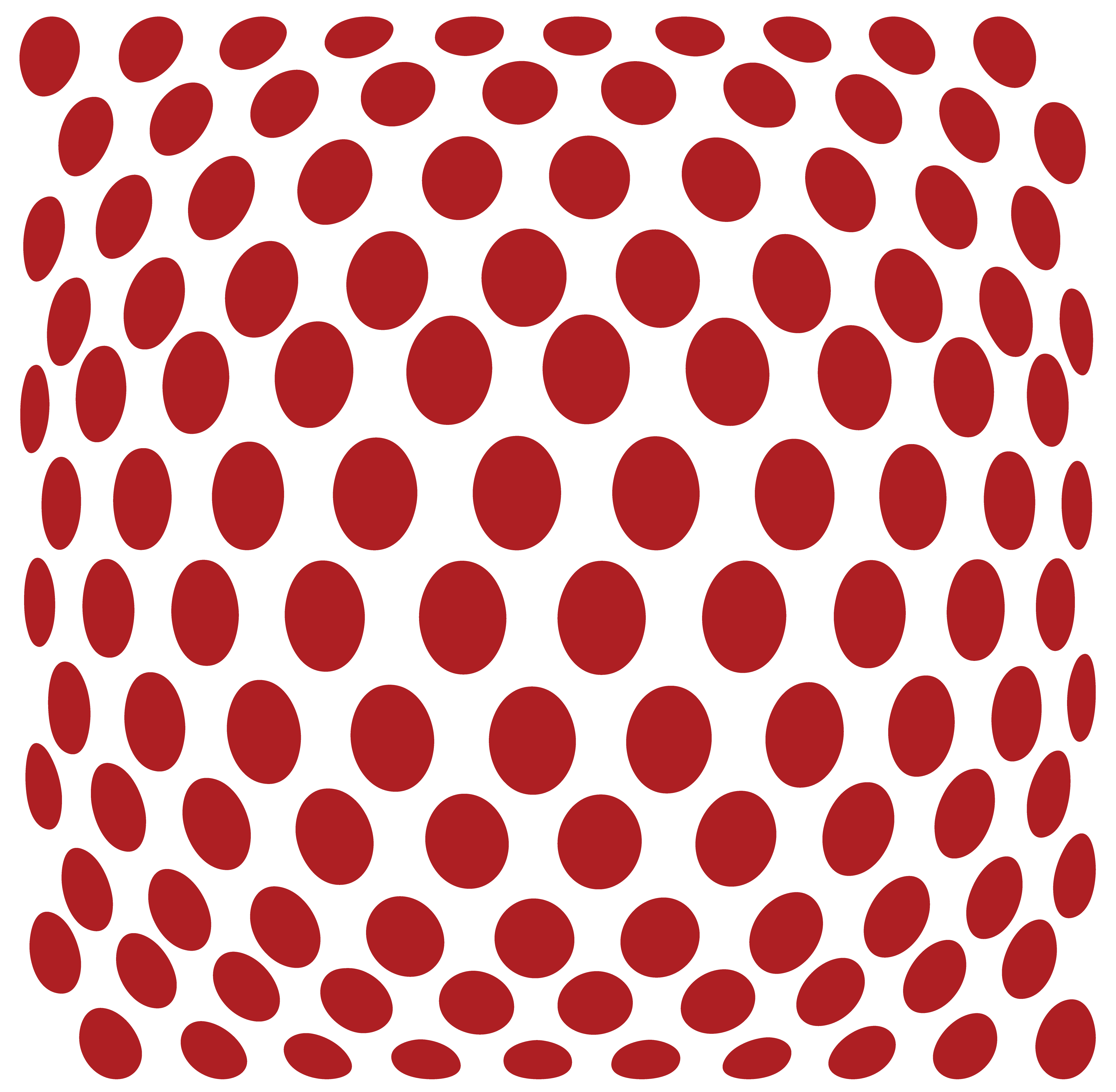 Red polka dots png. Free photo graphic download