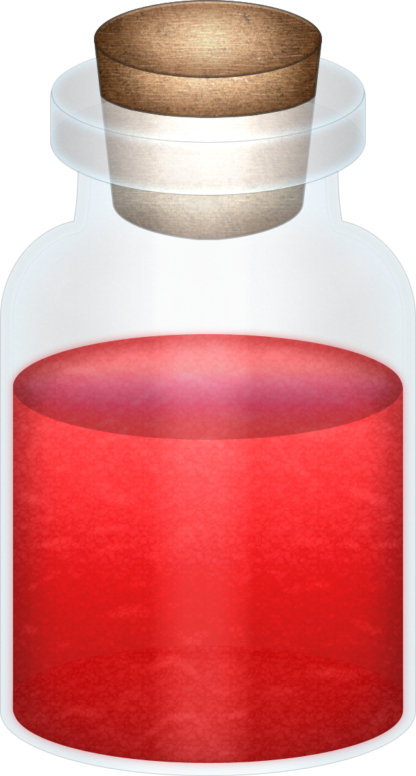Red potion png. Oot bottle by blueamnesiac