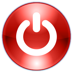 Power png. Shutdown icon
