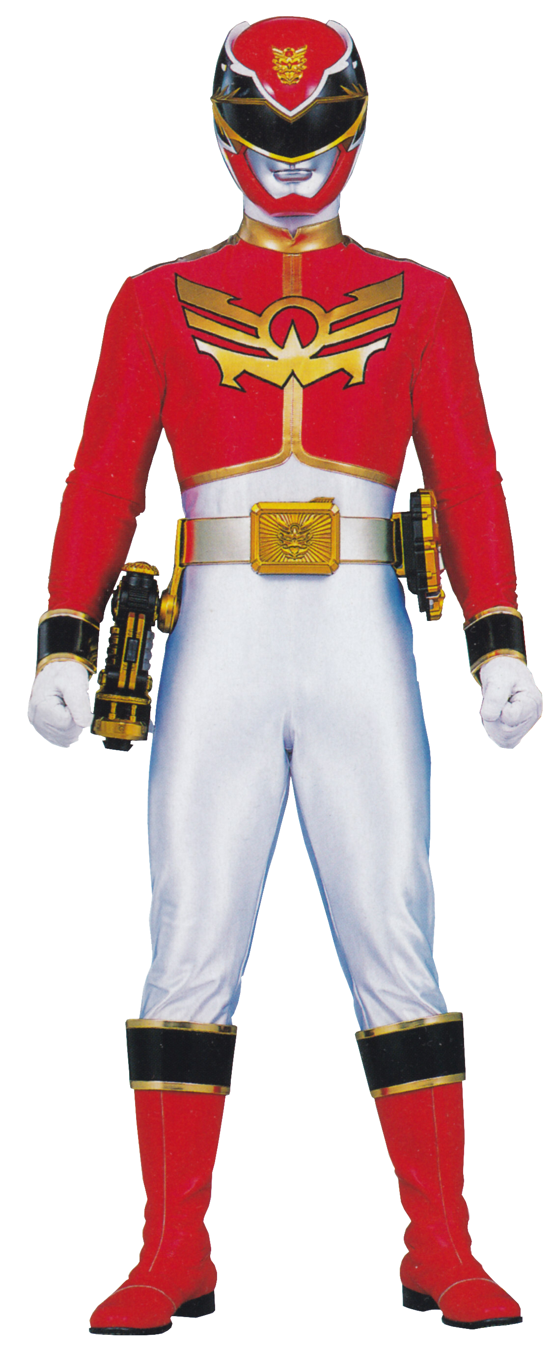 Red ranger png. I searched for power
