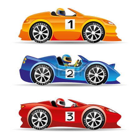 Red race car. Racing clipart wikiclipart