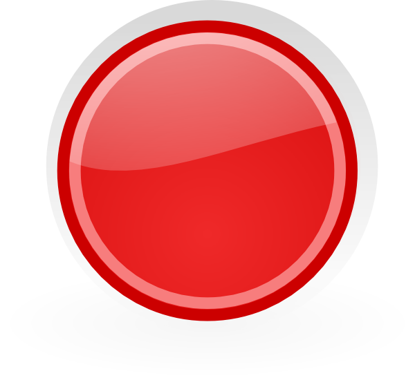 Red recording dot png. Media record clip art