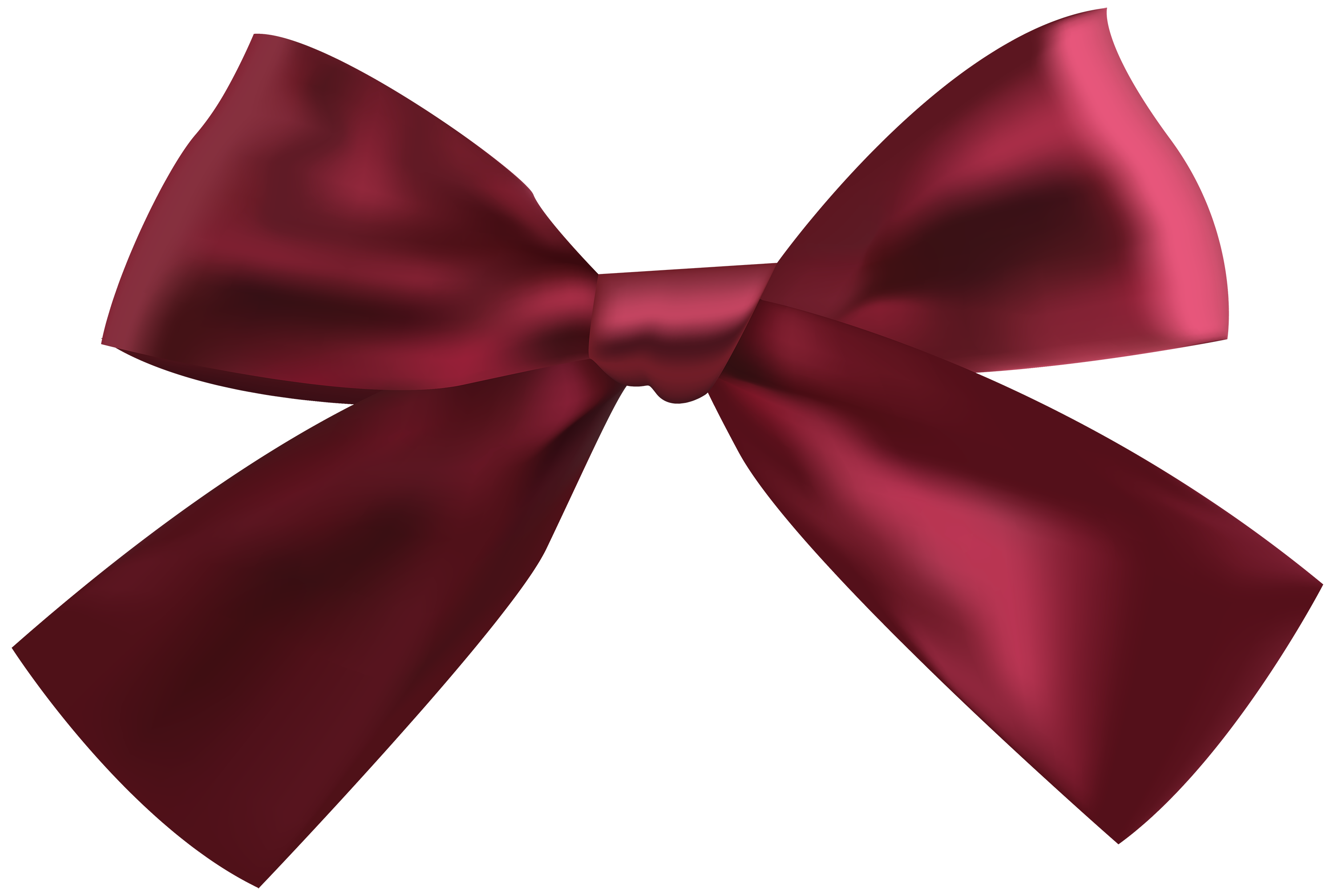 Red ribbon bow png. Dark clipart best web