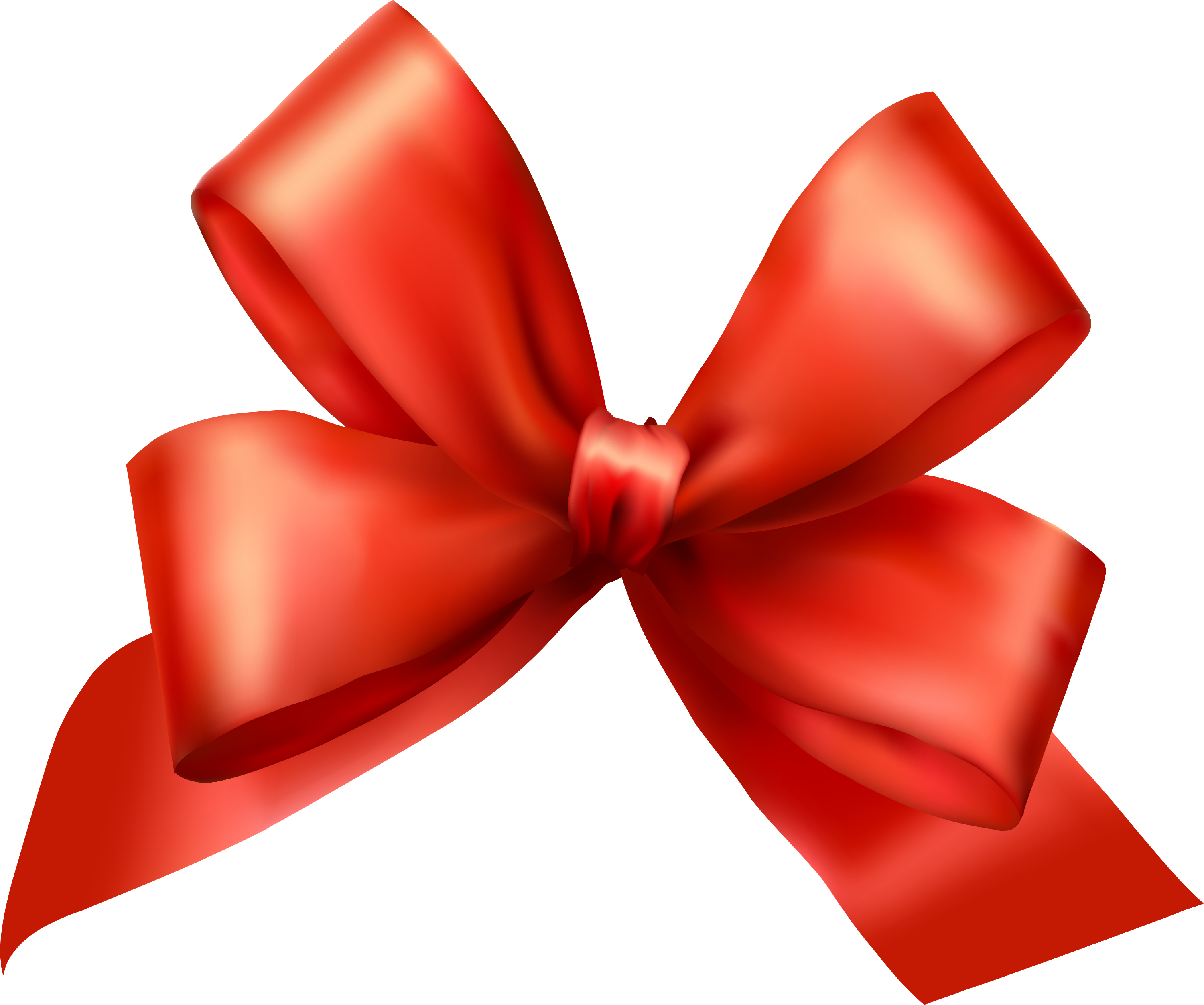 Red ribbon bow png. Tie beautiful transprent free