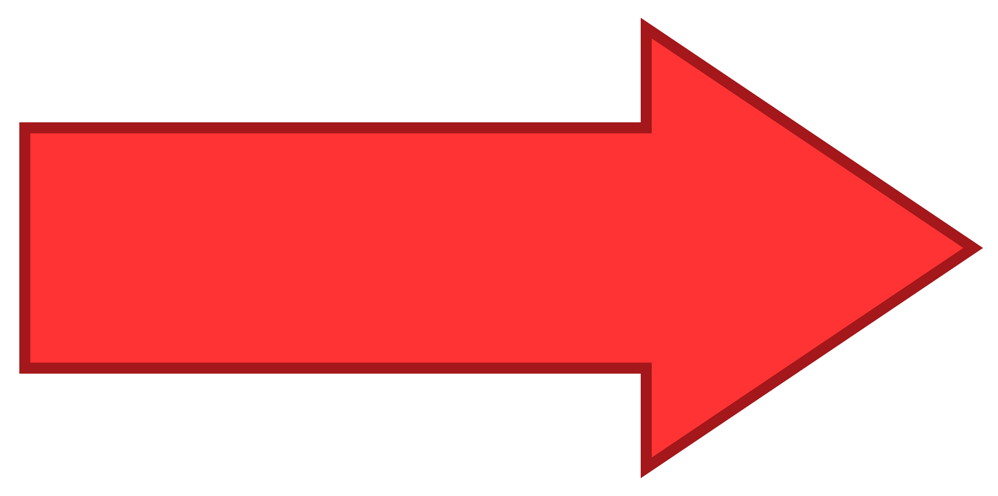 File facing svg wikimedia. Red right arrow png clip black and white stock
