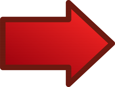 Red right arrow png. Download free transparent image