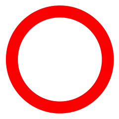 Red ring png. Fayl white outline svg