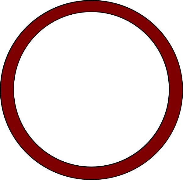 Red ring png. Clip art at clker