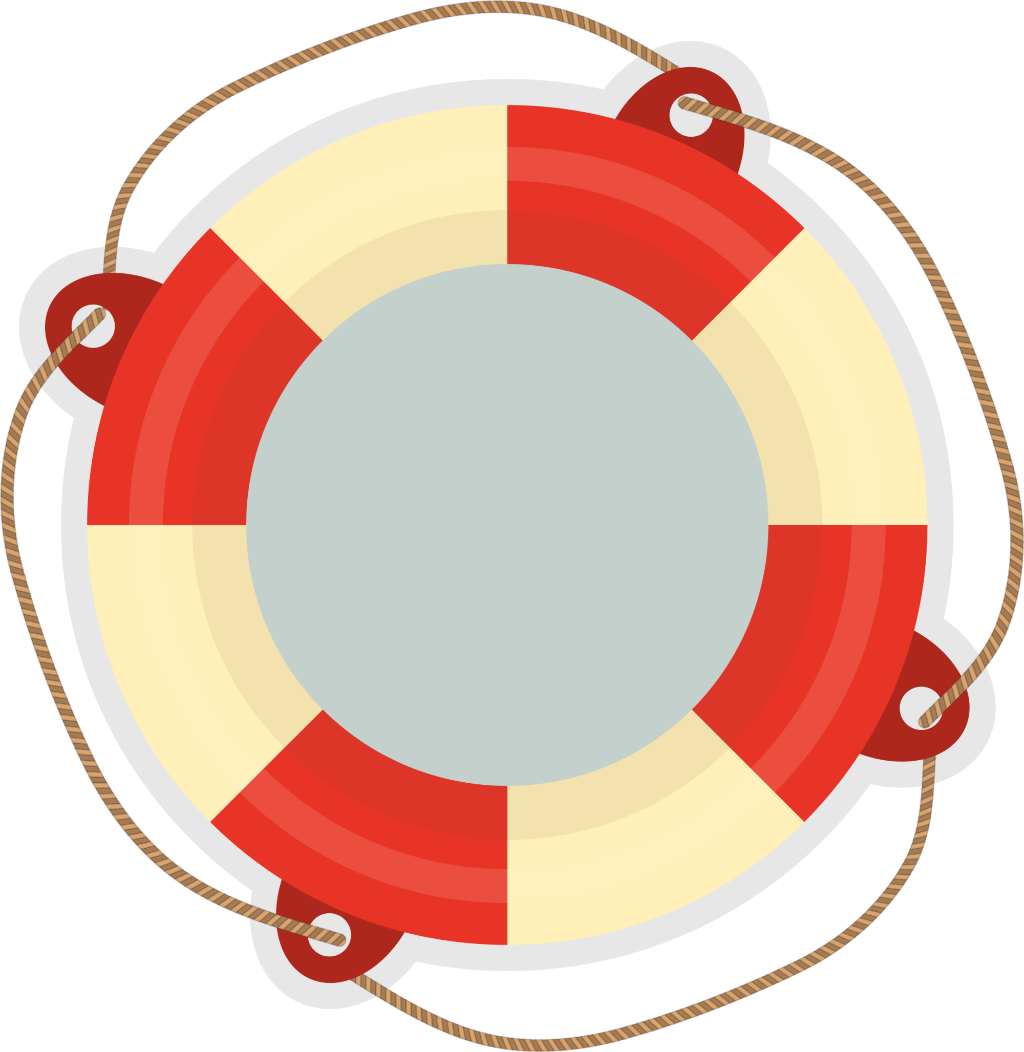 Red ring png. The sea clip art
