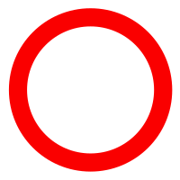 Red ring png. File white outline svg