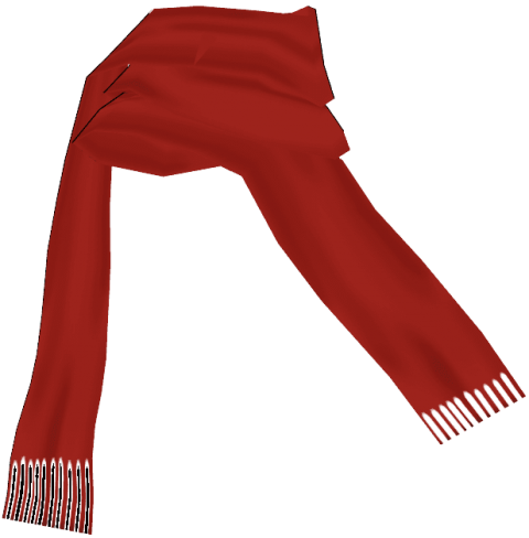 Red scarf png. Free images toppng transparent