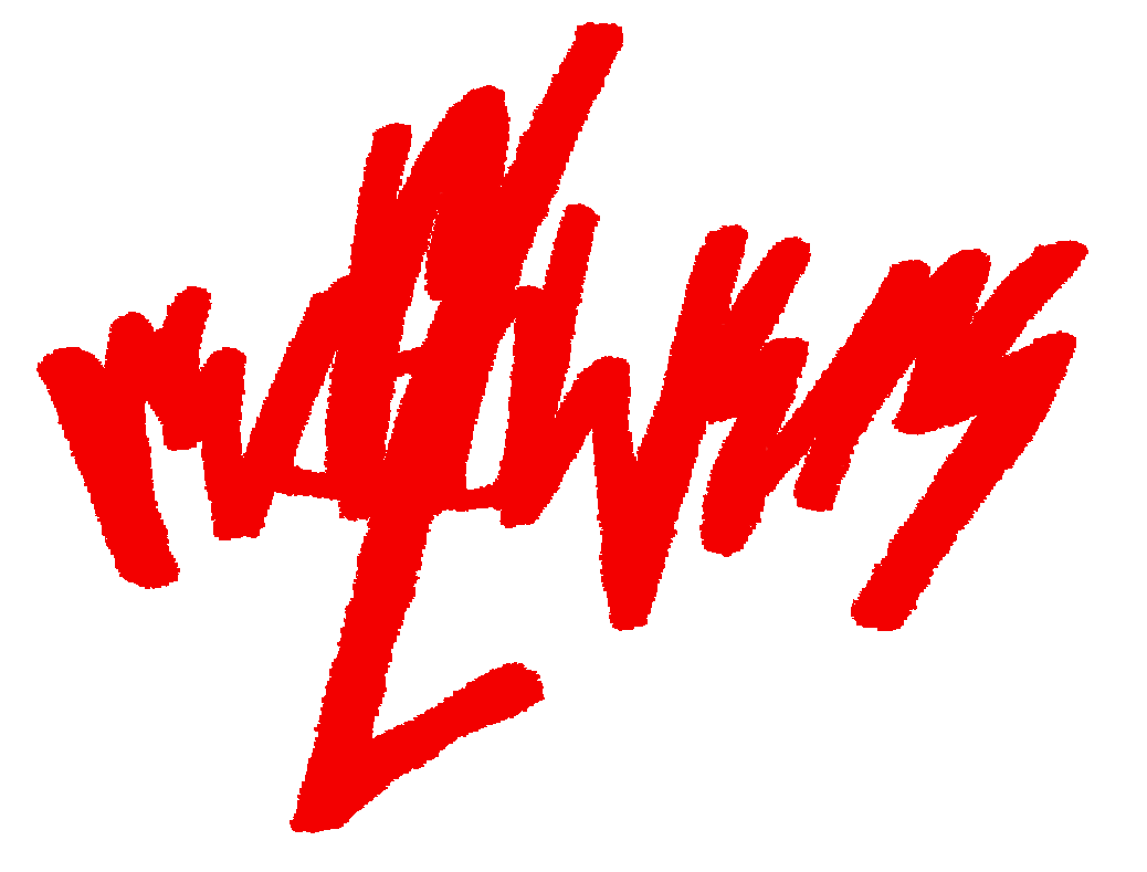 Red scribble png. Redflowers strong apparel skillshare