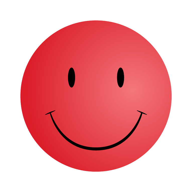 Red smiley face png. Smileys and emoticons