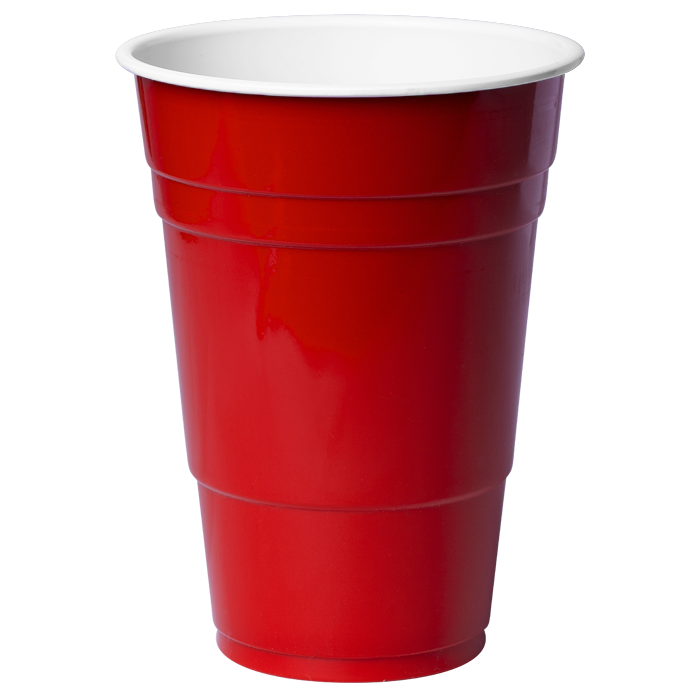 Red solo cup png. Cups ml x pack