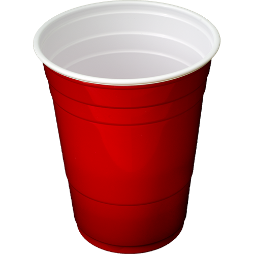 red solo cup transparent png