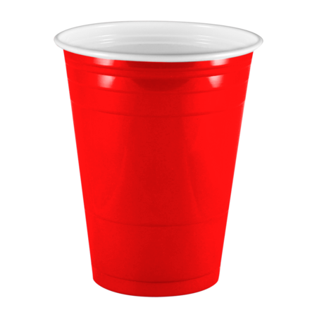 Red cups png. Personalized solo oz from