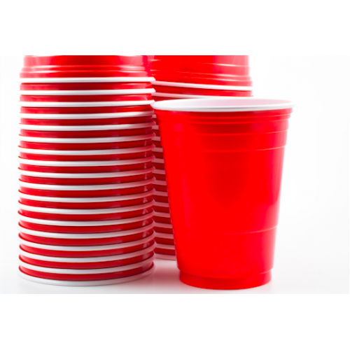Red cups png. Solo