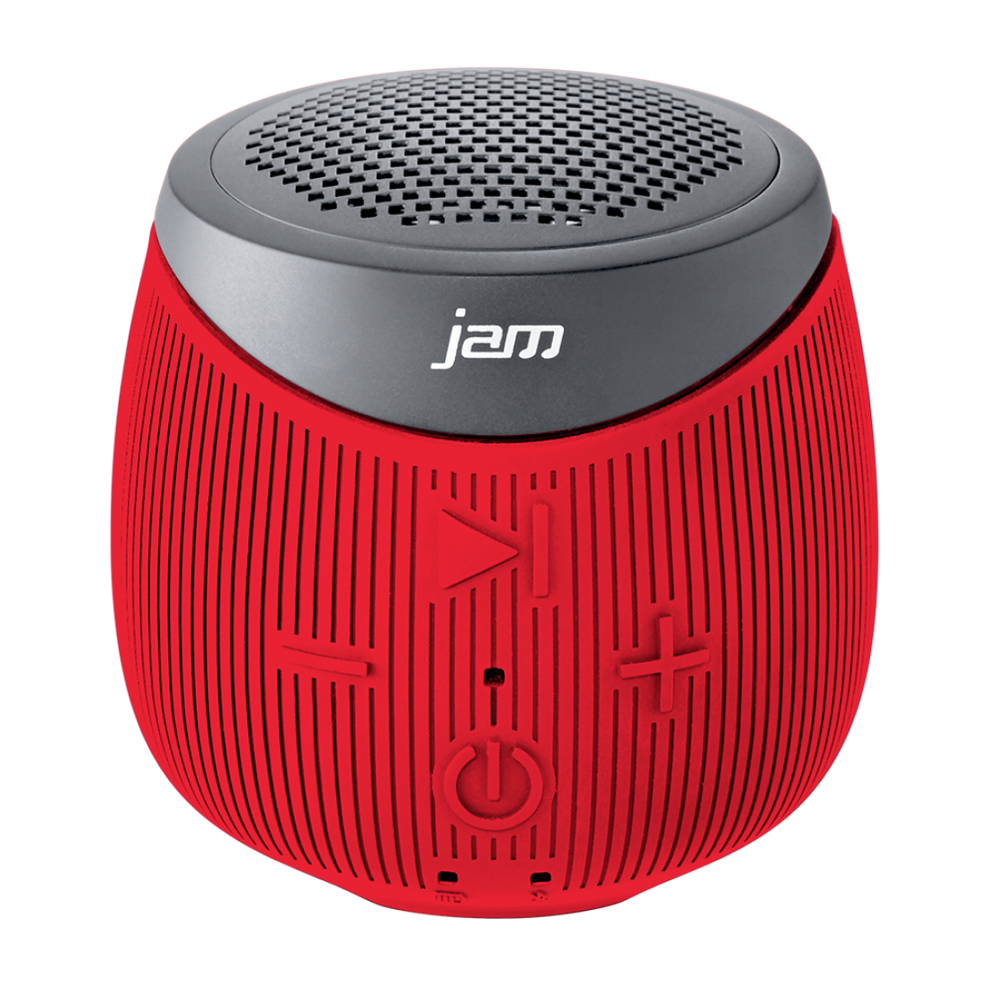 Red speakers png. Bluetooth speaker jam double