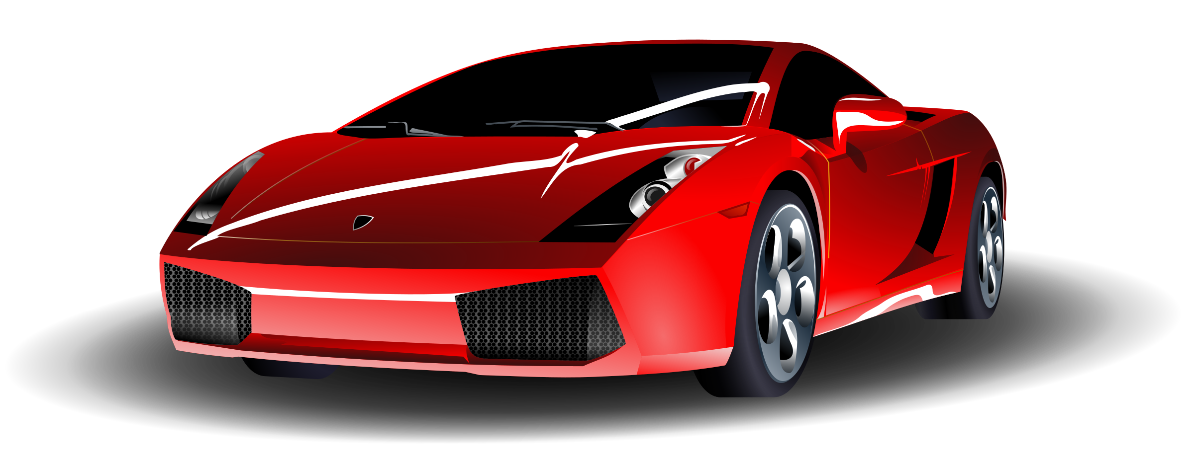 Red sports car png. Icons free and downloads
