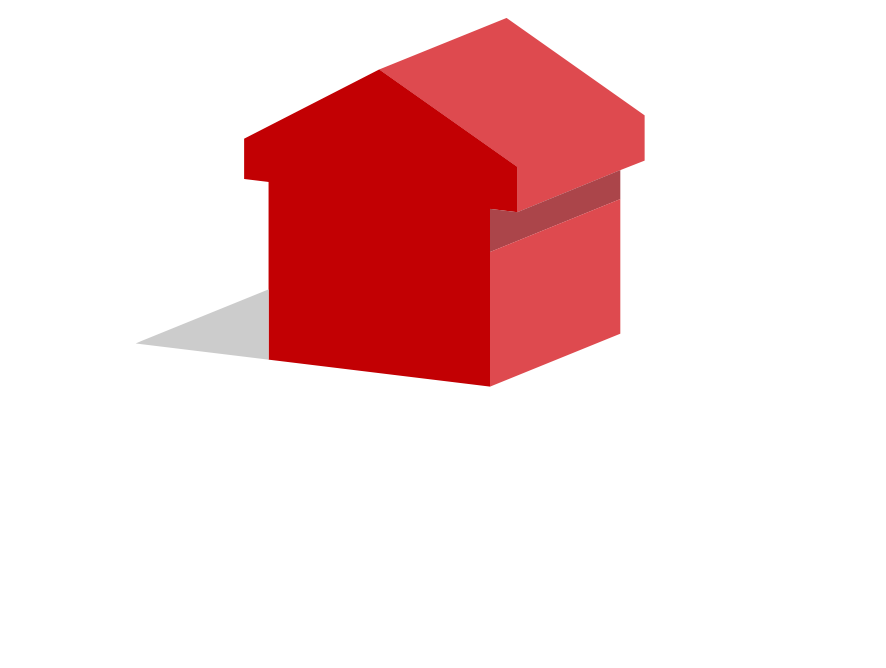 House realty . Red spotlights png clipart royalty free
