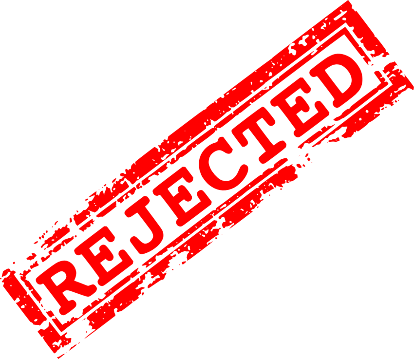 Red stamp png. Rejected free images toppng