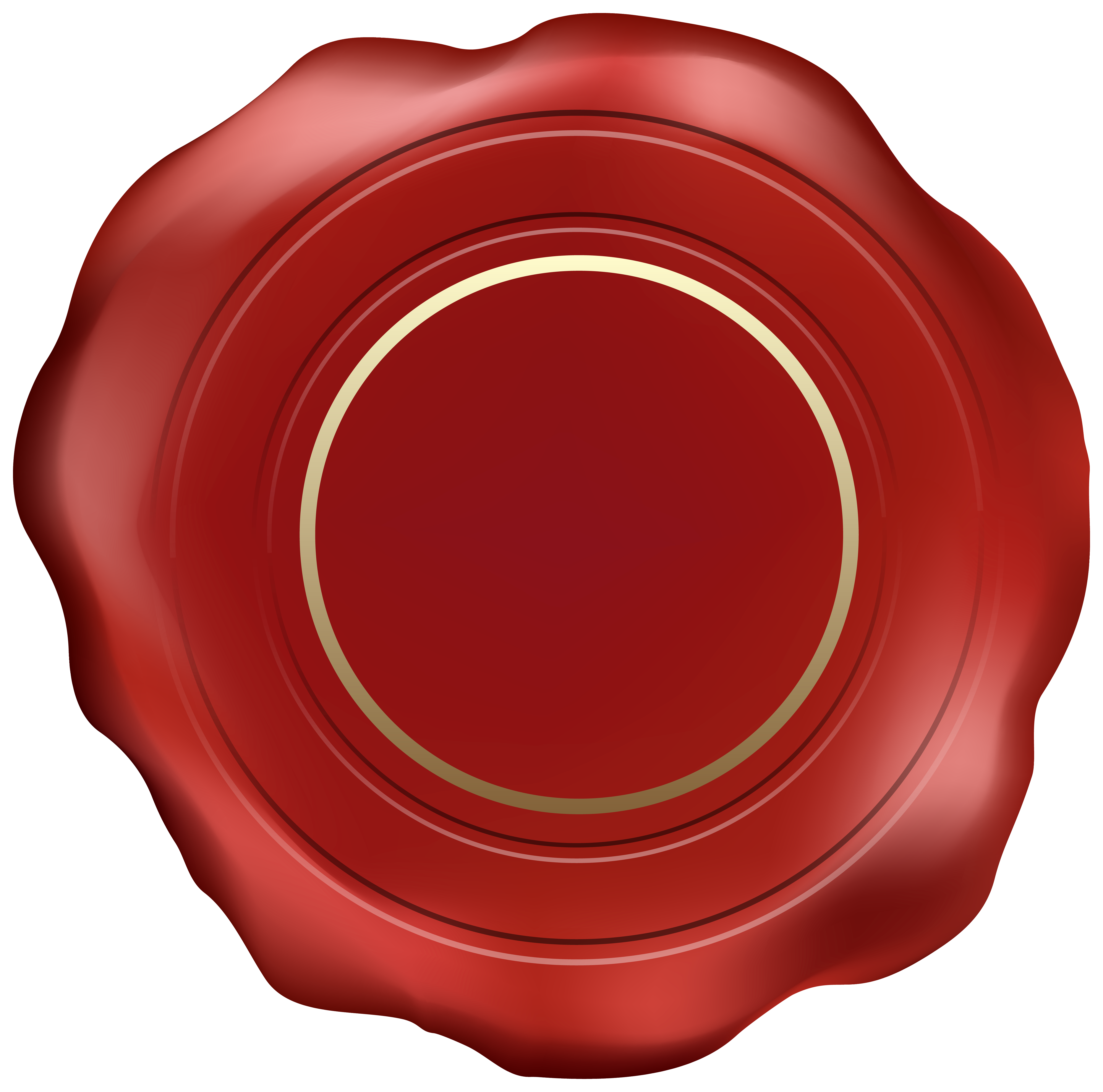 Wax stamp png. Red clipart image gallery