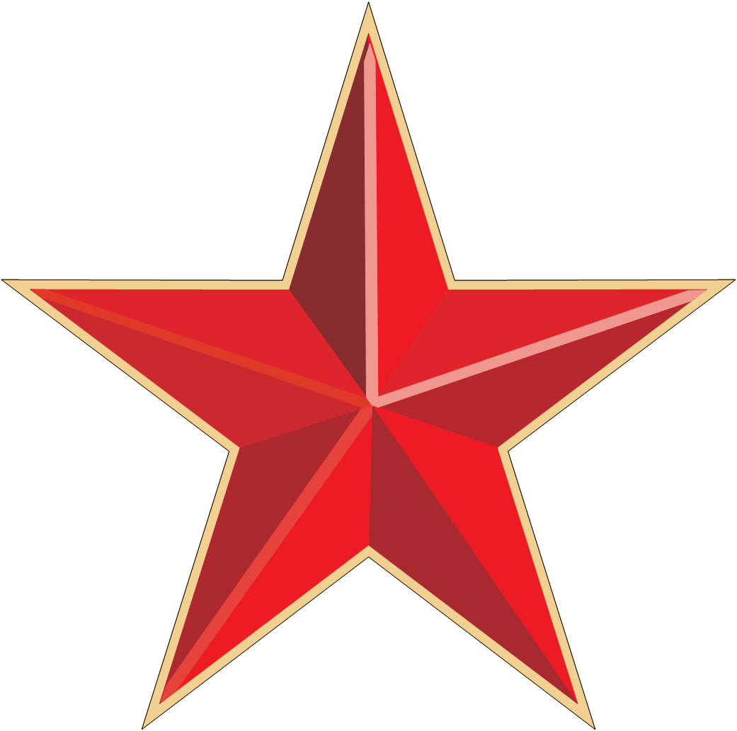 Red star png. Images free download