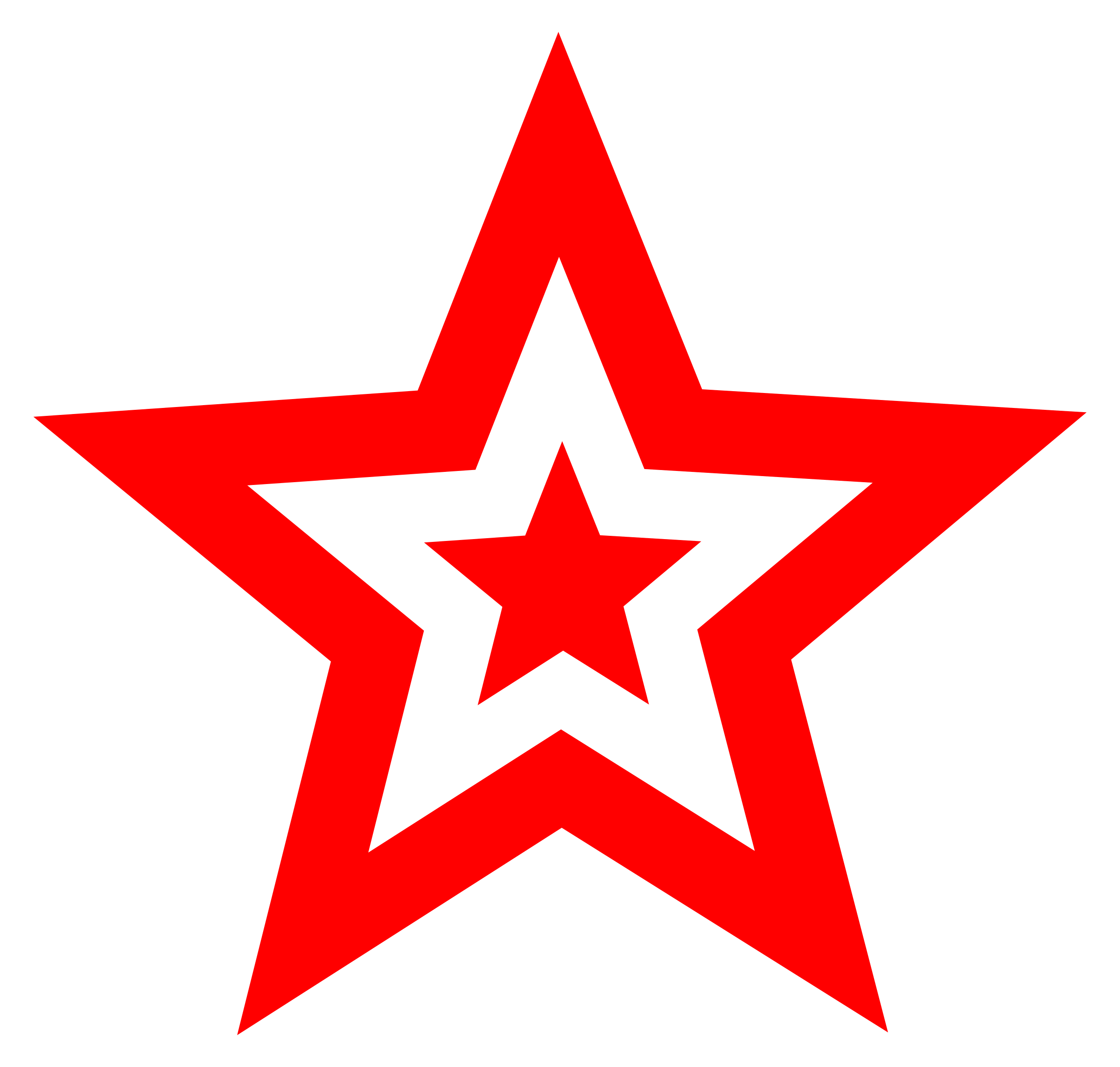 Star in icons free. Red stars png clip art transparent library
