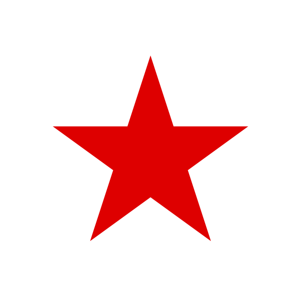Red stars png. Star images free download