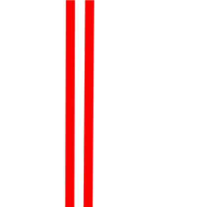 Stripes transparent red. Racing roblox