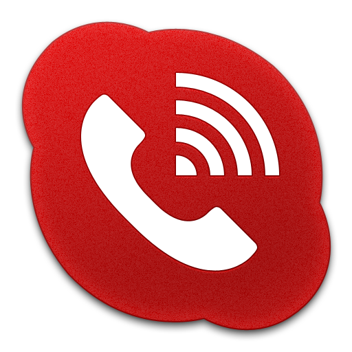 Red phone png. Skype alt icon icons