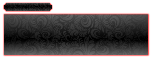 Red text box png. Gothic by vixeria on
