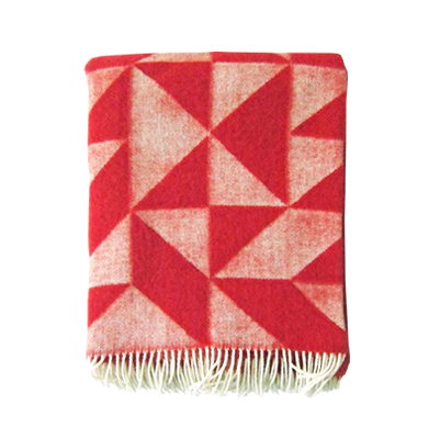 red throw blanket png