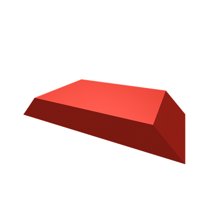 Red trapezoid png. Roblox